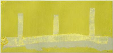 Helen Frankenthaler, 'Hermes', 1989