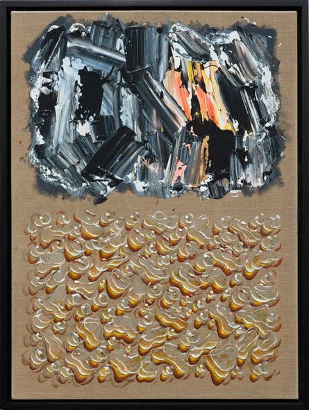 Kim Tschang-Yeul, 'Waterdrops', 1989