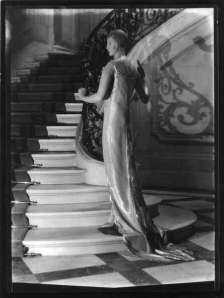 Man Ray, 'Mannequin on Staircase', ca. 1930