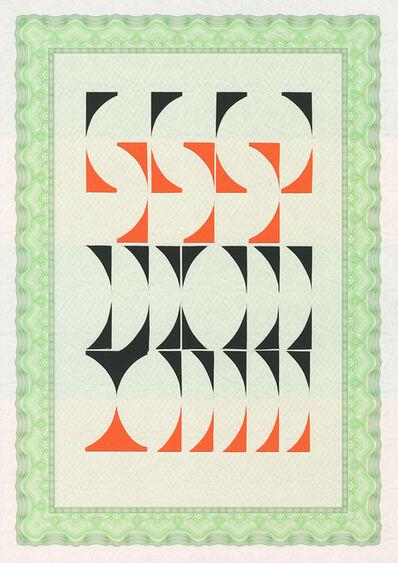 Oscar Abraham Pabon, 'De la serie Artesanías Modernas (7)', 2014