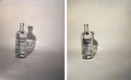 Andy Warhol, 'Absolute Vodka', 1985