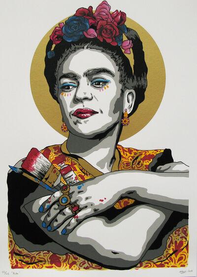 Zabou, 'Frida'