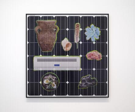 Michael Jones McKean, 'shapes of the earth', 2015