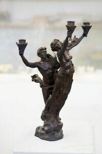 Raymond Kaskey, 'Apollo & Daphne Candelabra', 2005
