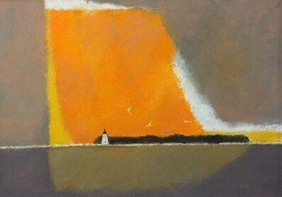 William Irvine, 'Evening Lighthouse', 2013