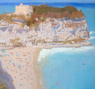 Nicholas Verrall, 'Tropea, Italy', 2020