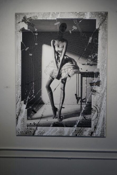 Efren Isaza, 'Standing Ballet', 2010