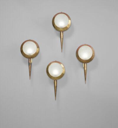 Stilnovo, 'Set of four wall lights, model no. 2128', circa 1959