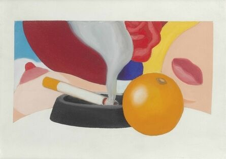 Tom Wesselmann, 'Study for Bedroom Painting #2'