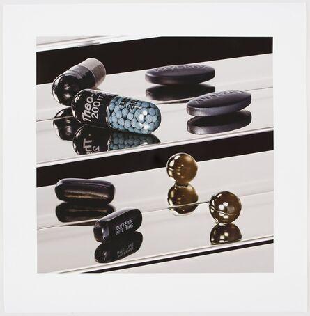 Damien Hirst, 'Dark Black Heaven (Nite Time)', 2012