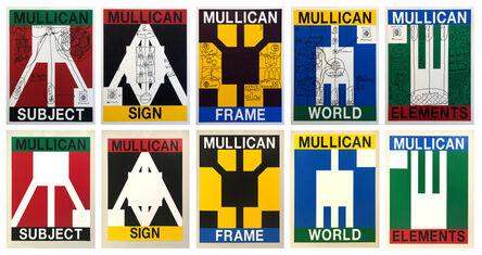Matt Mullican, 'Some Details About the Five Worlds', 1991-2019
