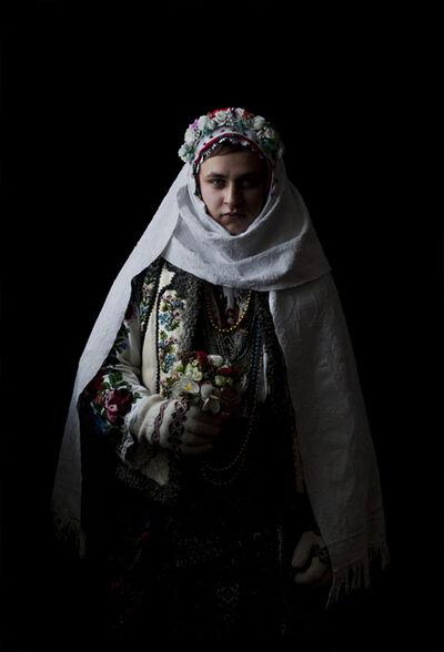 Iwajla Klinke, 'o.T. (Pearls in Herod's Eyes, Ukraine) (Part of the Installation PROSKYNESIS)', 2016