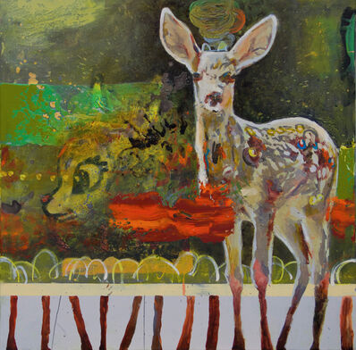 Brent Godfrey, 'Stag', 2015