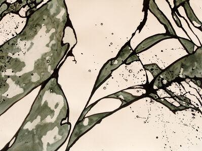 Marlene Tseng Yu, 'Black and White Cracked Ice I #23', 2012