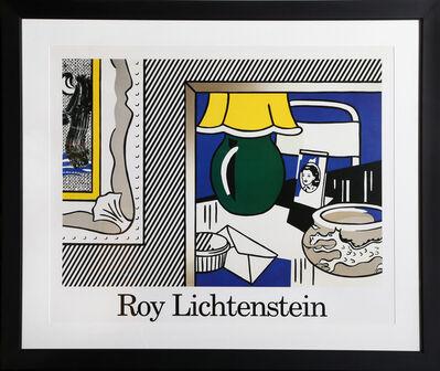 Roy Lichtenstein, 'Heland Thorden Gallery (Green Lamp)', ca. 1990