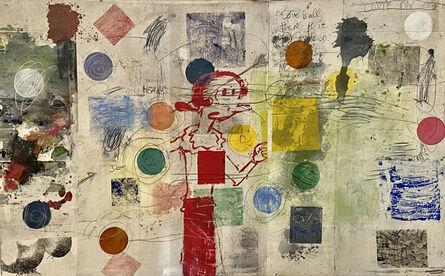 David Spiller, 'Olive', 1989