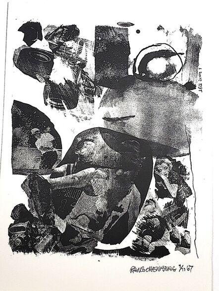 Robert Rauschenberg, 'Test Stone 1', 1967