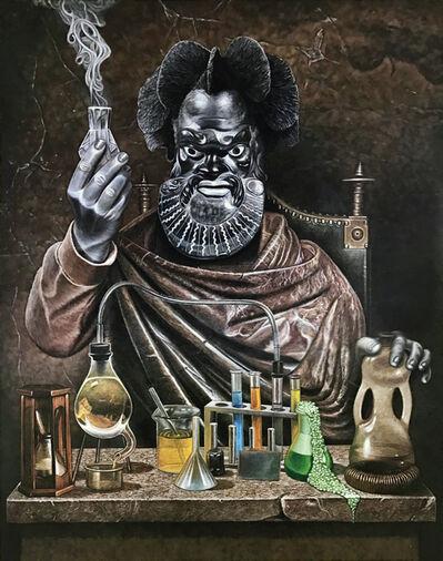 Kajahl, 'Alchemist II', 2017