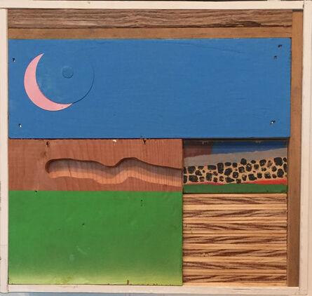 Mick Burson, 'To Spit Sunflower Seeds', 2015