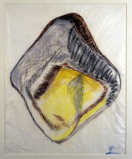 Naum Gabo, 'Study in Colour (D381)', ca. 1960s/70s