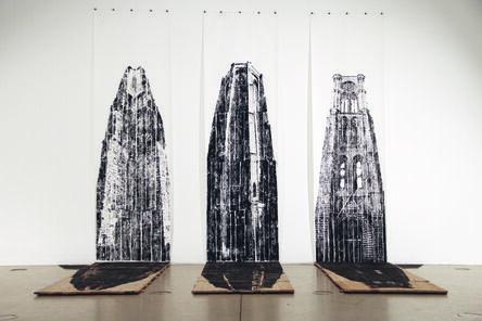 Gábor Koós, 'Towers 1-3', 2011