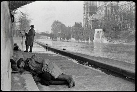 Marc Held, 'L'artiste, Paris', 1950