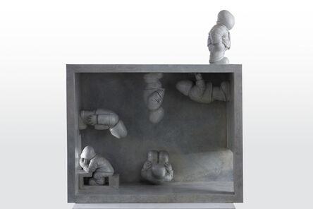 Rodrigo de la Sierra, 'Outside the Box', 2016