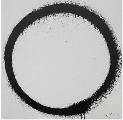 Takashi Murakami, 'Enso : Tranquility', 2015