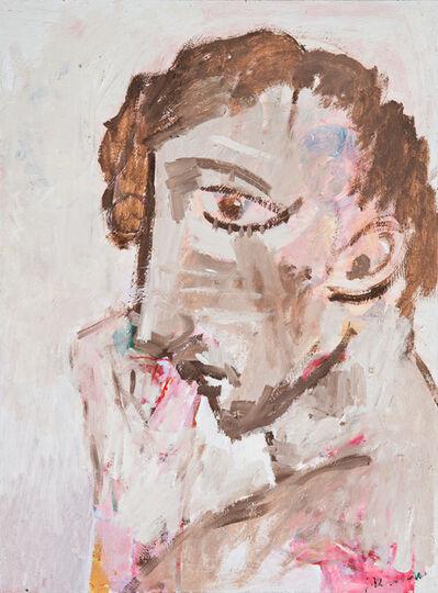 Stephen Benwell, 'Young man', 2014