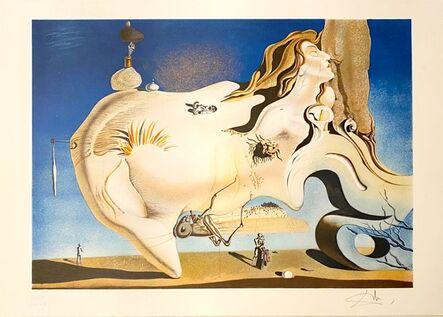 Salvador Dalí, 'Le grand masturbateur', ca. 1980