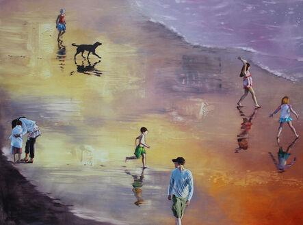 Kay Bradner, 'On the Beach', 2015