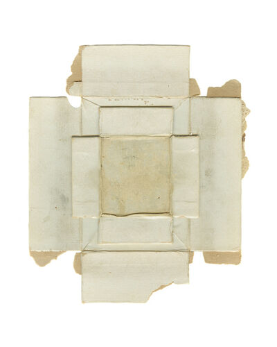 Linda Lindroth, 'White Squares', 2016