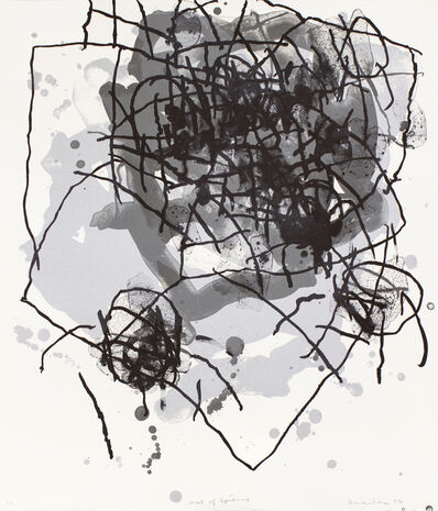 Louisa Chase, 'Nest of Spiders', 1997