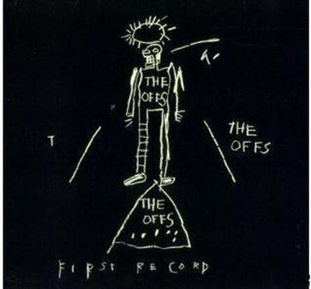 Jean-Michel Basquiat, 'The Offs (Black Vinyl)', ca. 2001