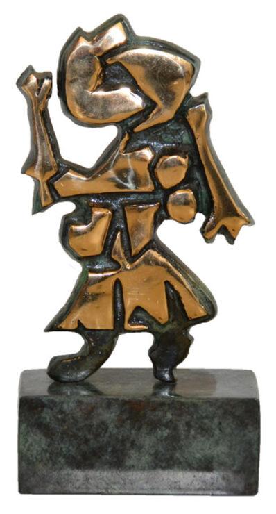 Oswaldo Vigas, 'Muñeca Coloniera', ca. 1990