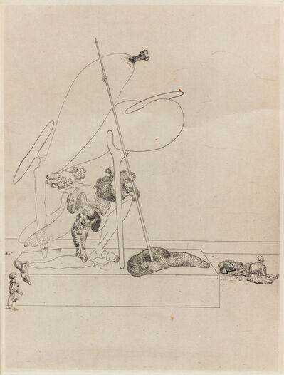 Salvador Dalí, 'Les Chants de Maldoror', 1934