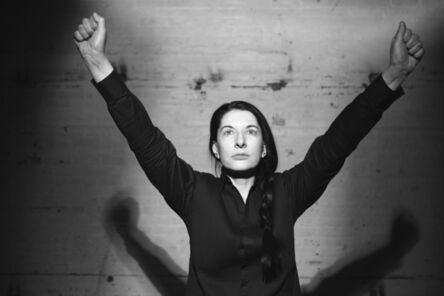 Marina Abramović, 'Study for a monument (C)', 2018