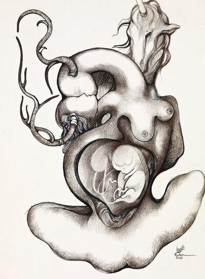 Sepide Rahaa, 'True Romance I', 2013