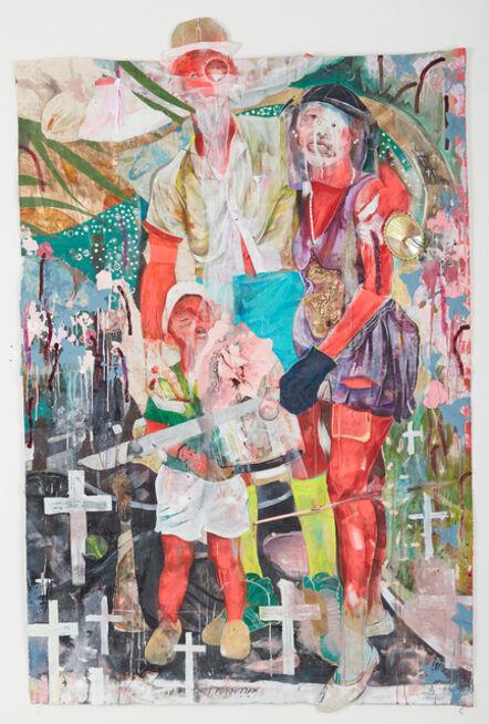Lavar Munroe, 'FAITH, HOPE & LOVE', 2021