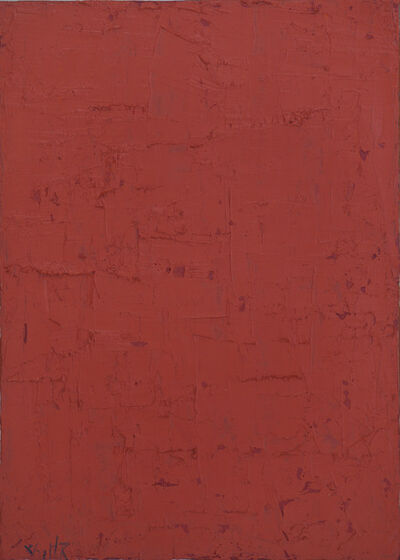 Huang Rui 黄锐, 'Space Structure 86 - 1', 1986