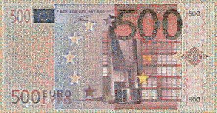 Robert Silvers, 'Euro 500', 2003
