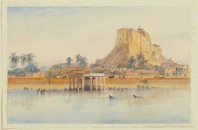 Edward Lear, 'Trichinopoly, 1874 (India) ', 1877