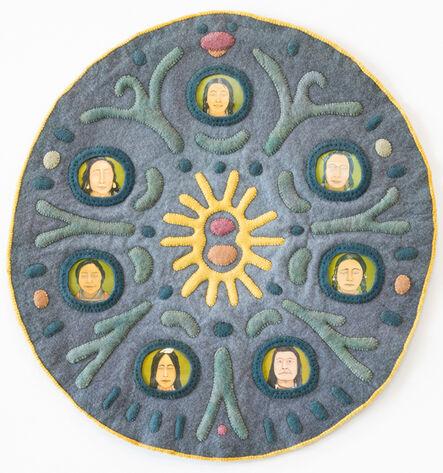 Nancy Jackson, 'Circular', 2014