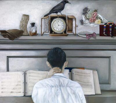 Hsu Yinling 許尹齡, 'I'm reading a lullaby', 2013
