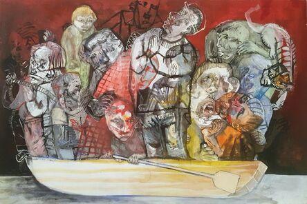 Sergio Moscona, 'Low tide II', 2018