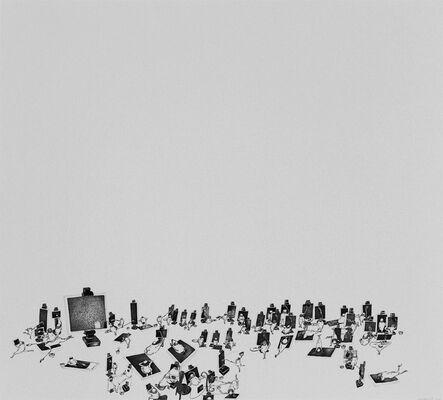 Ricardo Lanzarini, 'Malevich Fellowship', 2009