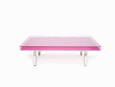 Yves Klein, 'Table 'Rose'', 1961