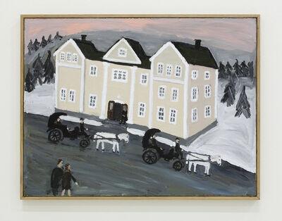 Kent Iwemyr, 'Morgonen efter ett oväder/ The Morning after a Storm', 2015