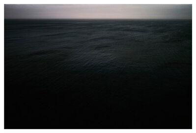 Bernhard Quade, 'Scotland Black Sea, Seascape', 2009