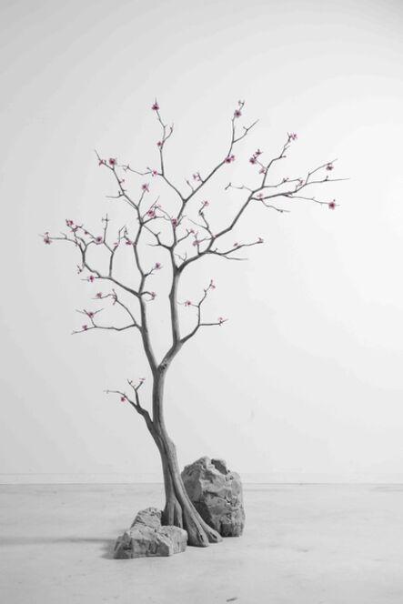 Hans Op de Beeck, 'Blossom Tree (7)', 2019